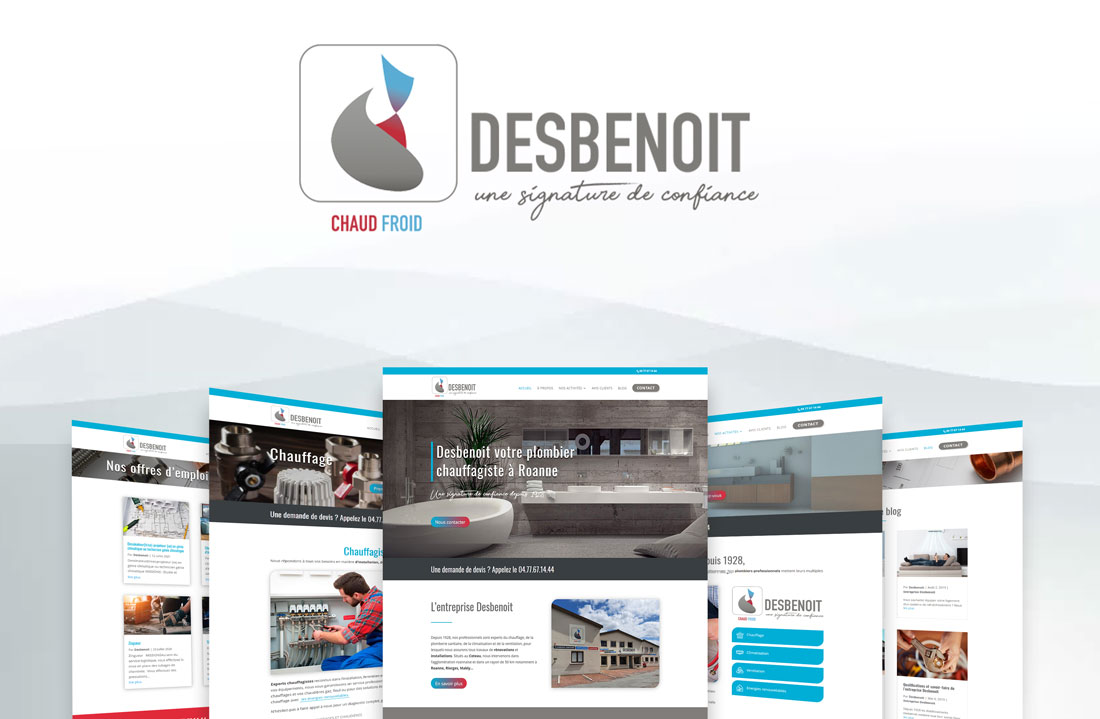 Showcase Tell It site Desbenoit Roanne