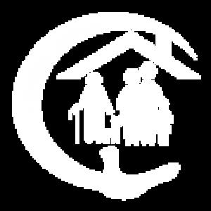 Adaée logo blanc